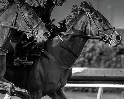 Space Jockey Photograph - Extreme Focus At High Speeds by Kelly VanDellen