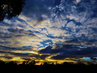 Photograph - Extreme Sunset by Mark Blauhoefer