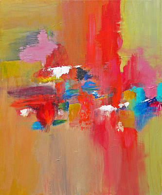 Painting - Exuberant No. 1 by Marilyn Woods