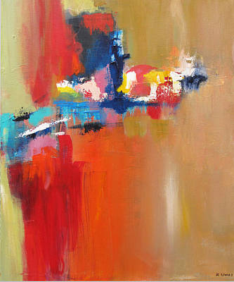 Painting - Exuberant No. 2 by Marilyn Woods