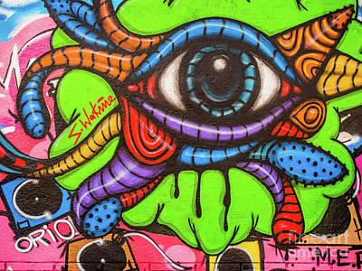 Photograph - Eye 2 by Derek Selander