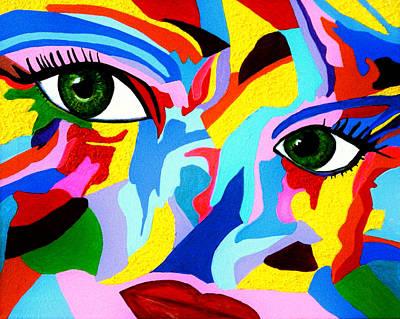 Painting - Eye Candy..... by Tanya Tanski