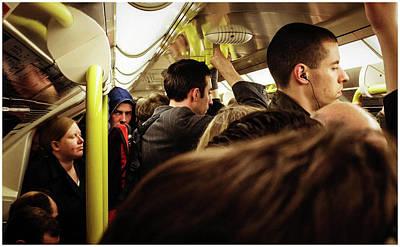 Photograph - Eye Contact by Stewart Marsden
