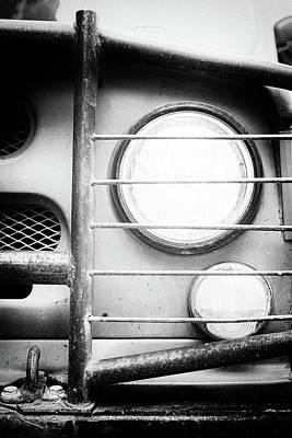 Photograph - Eye Eye Comrade Lamp by John Williams