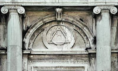 Photograph - Eye Of Providence by Alexandre Rotenberg