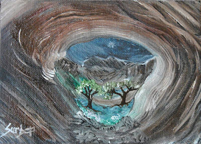 Painting - Eye Of The Beholder by Suzanne Surber