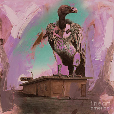 Eye Of The Scorpion  Original by Gull G