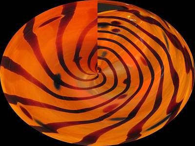 Photograph - Eye Of The Tiger by Carolyn Jacob