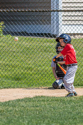 Photograph - Eye On The Ball by Mike Farslow