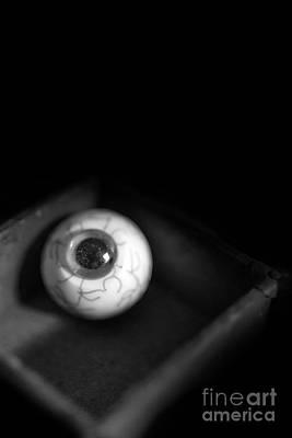 Photograph - Eye On You by Edward Fielding