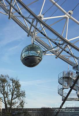 Photograph - Eye Pod London by Terri Waters