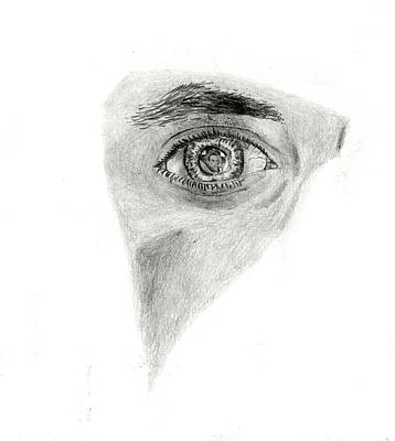 Eye See My Self Art Print