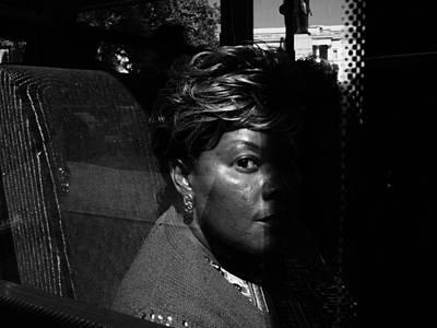 Photograph - Eye Shadow by Lee Fennings
