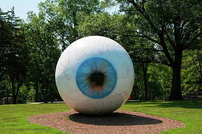 Photograph - Eye by Steve Stuller
