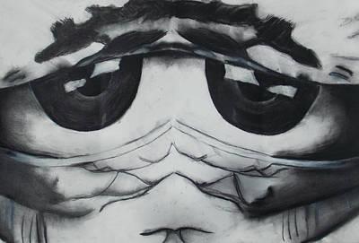 Eyeballin Me Original by Audrey Clark