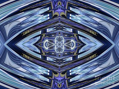 Armor Digital Art - Eyeliner by John Edwards