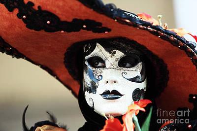Carnevale Photograph - Eyes by John Rizzuto