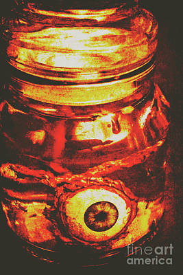 Paranormal Photograph - Eyes Of Formaldehyde by Jorgo Photography - Wall Art Gallery