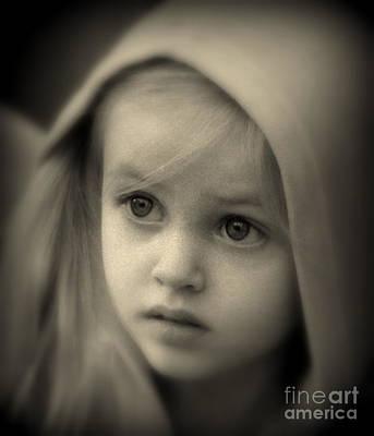 Photograph - Eyes Of Innocence by Myrna Bradshaw