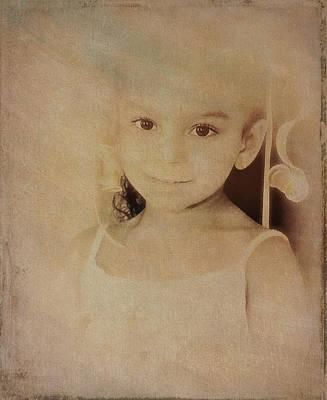 Photograph - Innocent Eyes by Reynaldo Williams