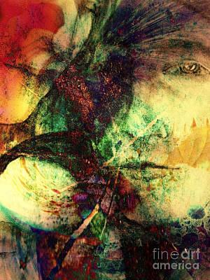 Digital Art - Eyes To See by Helene Kippert