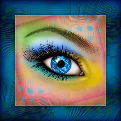 Eyetraction Art Print