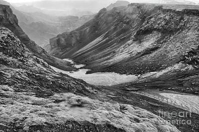 Photograph - Eyjafjallajokull Iceland 5 by Rudi Prott