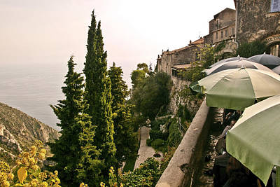 Photograph - Eze View by Steven Sparks