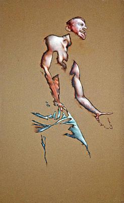 Painting - Ezekiel's Calling by Greg Kuppinger