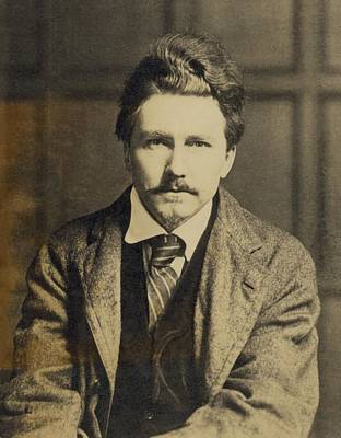 Ezra Pound 1885-1972, In The 1920s Art Print by Everett