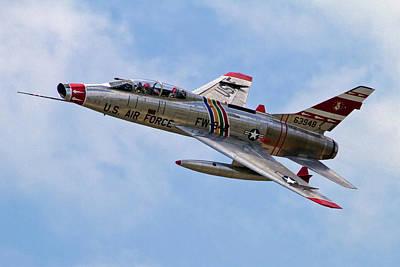 F-100 Art Print