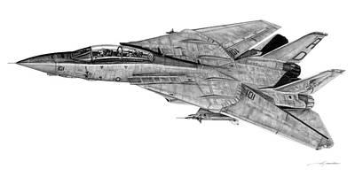 F-14b Tomcat Art Print