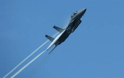 F-15 Strike Eagle Art Print