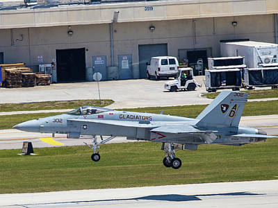 Photograph - F-18 Gladiator by Dart and Suze Humeston