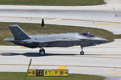Photograph - F-35a by Dart Humeston