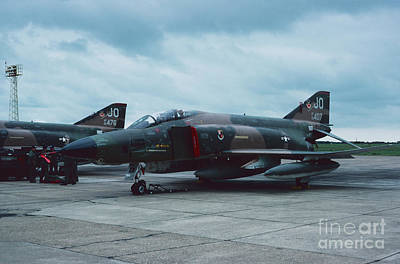 Mcdonnell Douglas F-4 Phantom Ii Photograph - F-4 Phantom II / Jo Af 66 407 by Oleg Konin