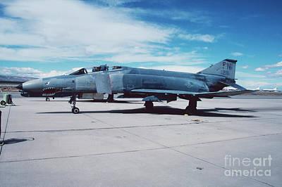 Mcdonnell Douglas F-4 Phantom Ii Photograph - F-4 Phantom II / Pn Af 69 218  by Oleg Konin
