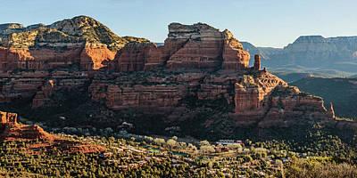 Photograph - F And B Ridge 07-013pano by Scott McAllister