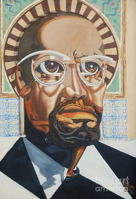 Painting - F E D U P by David G Wilson