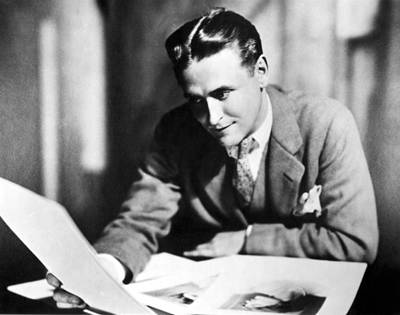 Photograph - F. Scott Fitzgerald In The Late 1920,s by Everett