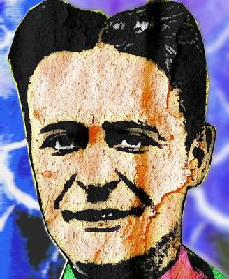 F Scott Fitzgerald Art Print