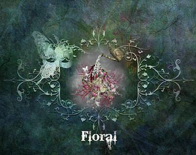 Digital Art - f1 by Ali Oppy