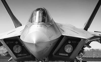 Photograph - F22 Raptor by Eric Miller
