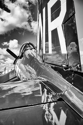 Photograph - F4U by Eric Miller