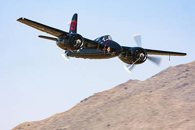 Guns Arms And Weapons - F7F Tigercat-Big Bossman by Rick Pisio
