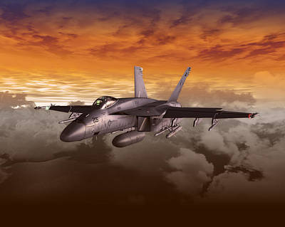 Digital Art - Fa 18 Number21 by Mike Ray