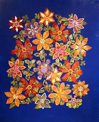 Fabric Bouquet Original