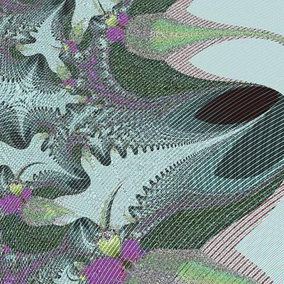 Fabric Sample Art Print by Thomas Smith