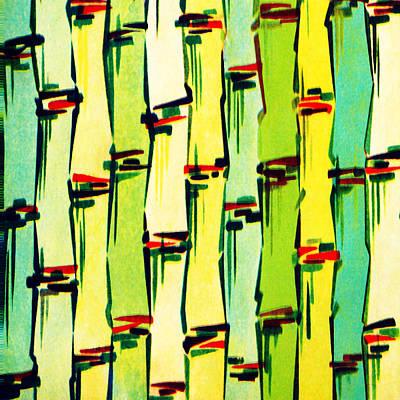 Fabulous Bamboo Art Print