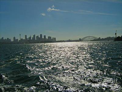 Photograph - Fabulous Sydney Harbour by Leanne Seymour